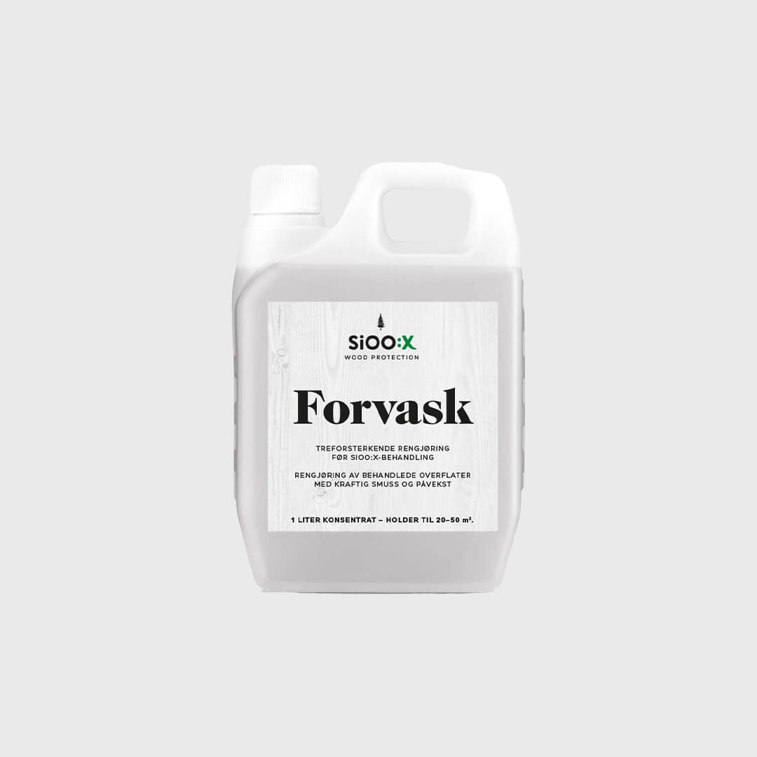 Forvask